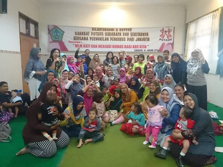 KOPDAR POTADS (Potads Pusat dan PIK Potads Surabaya)