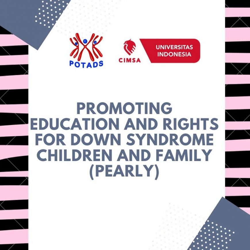 Promoting Education and Rights for Down Syndrome Children and Family (PEARLY)